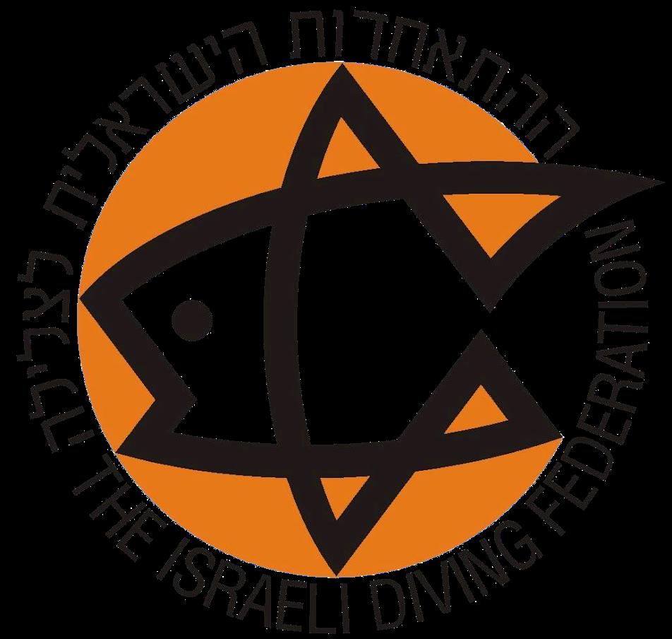 לוגו התאחדות הצלילה הישראלית