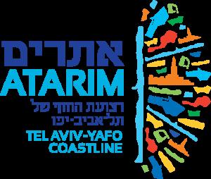 לוגו - אתרים רצועת החוף של תל אביב-יפו