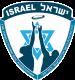 לוגו ההתאחדות הישראלית לענפי הפריסבי